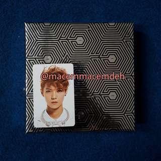 EXO-M 2nd Album Overdose