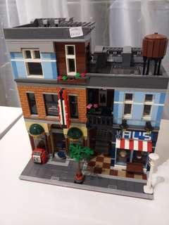 Used Lego 10246 Detective Office