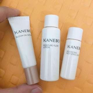 Kanebo Sample Kit