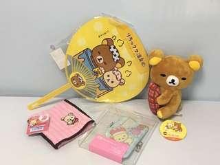 鬆弛熊set