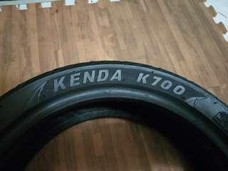 (落地胎)建大K700晴雨胎120/70/12