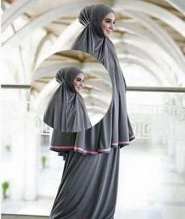 🚚 Prayer veils for Muslimah/Muslim women (Instock)
