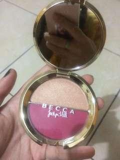 Becca jaclyn hill highlighter blush