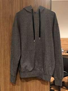 Grey Hoodie H&M