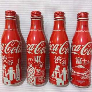 Japan Coke bottle