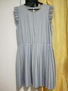 Lzzie blue dress - include free mail