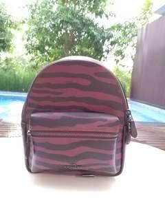 RE PRICE Coach Backpack