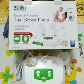 Little Bean Electrical Portable Dual Breast Pump