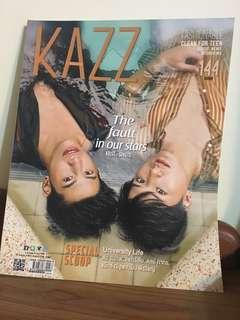 🚚 Kazz 雜誌 ㄧ年生 singto krist