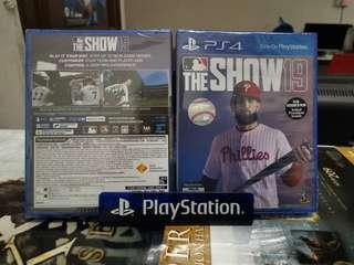 NEW ARRIVAL - MLB THE SHOW 19