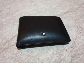 🚚 Mont Blanc wallet (6 card-slots)