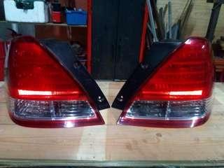 Honda odyssey rb1 rear lamp