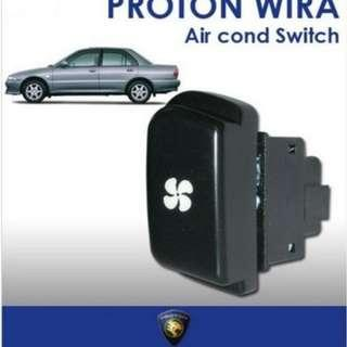 OEM -PROTON WIRA/ARENA AIRCOND SWITCH