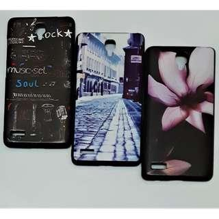 REDMI NOTE bundle phone case + FREE screen protector !!