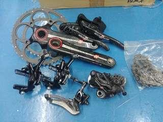 Campagnolo Super Record 11 Groupset