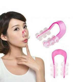 Nose shaper clip