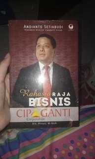 Buku motivasi bisnis (CIPAGANTI)