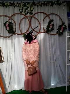 Kebaya wisuda / kebaya modern / kebaya bridesmaid