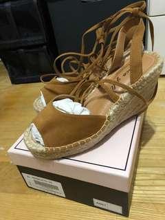 🚚 Gracegife綁帶高跟鞋