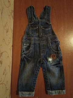 Overall Jean for kid's