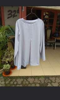 Tunik muslim grey
