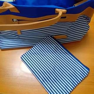 Slingbag and pouch Set
