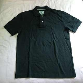 Black Polo Tee Shirt