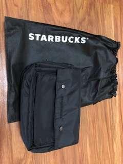 Starbucks travel organizer