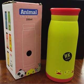 《公益換物》Animal 小鴨保溫瓶350ml