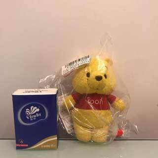 Winnie The Pooh 小熊維尼公仔 #日本直送 #日本景品 #toreba