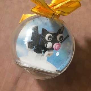 Lego Creator Black Cat Christmas Edition Ball 2014 850950
