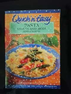 Quick & Tasty Pasta Recipe Book