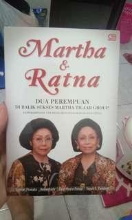 Buku kepemimpinan Martha Tilaar Group
