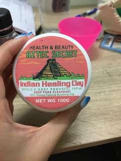 Aztec Clay Mask with Apple Cider Vinegar