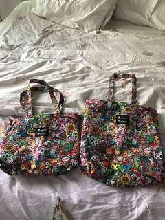 Tokidoki mother and child bags