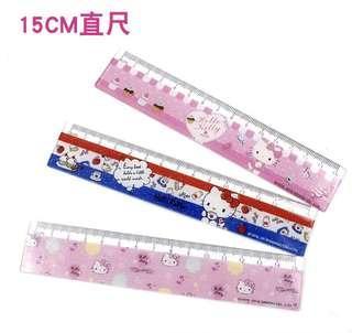 🚚 Hello Kitty Ruler