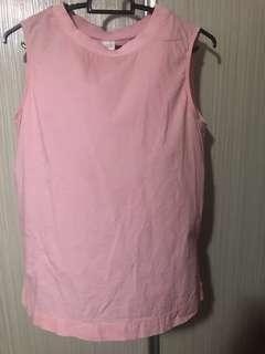 Almost new LALU Pink Top Size: S