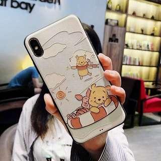 維尼熊 iPhone Case