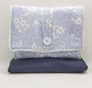 Japanese cotton telekung (pre order)