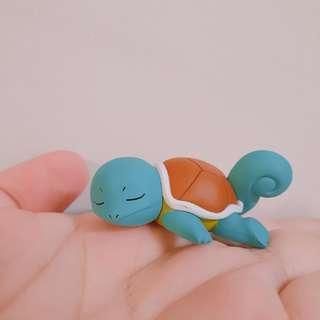 🚚 寶可夢傑尼龜扭蛋公仔