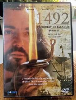 【DVD-法/西】哥倫布傳 1492 Conquest of Paradise