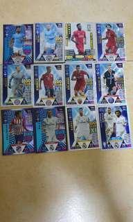 Match Attax UCL Road to Madrid