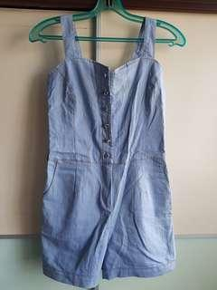 🚚 HVV Denim Romper