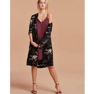 Aritzia- Wilfred Pilier Kimono Jacket