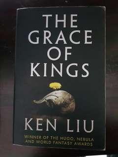 🚚 Grace of kings by ken liu