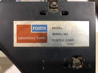 Fostex k150