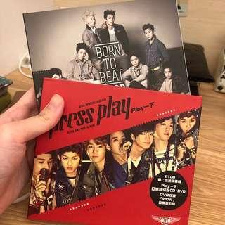 #BTOB 兩張台版專輯 一次帶走