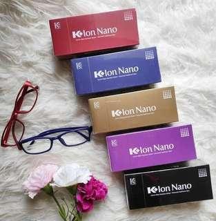 Kaca Mata Kesehatan untuk semua kalangan pria/wanita  Kacamata Fashion dari product k ion Nano