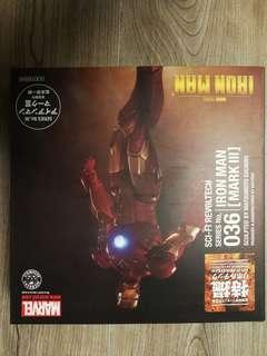 Revoltech 036 Iron Man mark III
