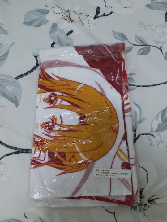 刀劍神域·亞斯娜毛巾